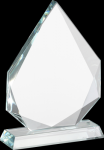 Radiant Glass Diamond Awards Employee Awards
