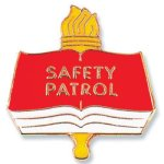 Safety Patrol Lapel Pin Lapel Pins