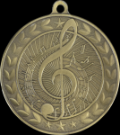 Illusion Music Medals Music Trophy Awards
